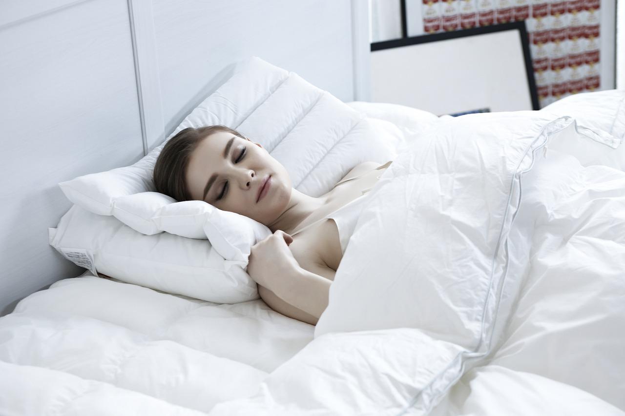 Co wpływa na zdrowy sen?